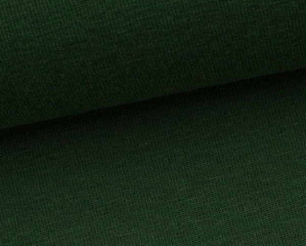 Jersey Uni - Vanessa - dunkelgrün - 564