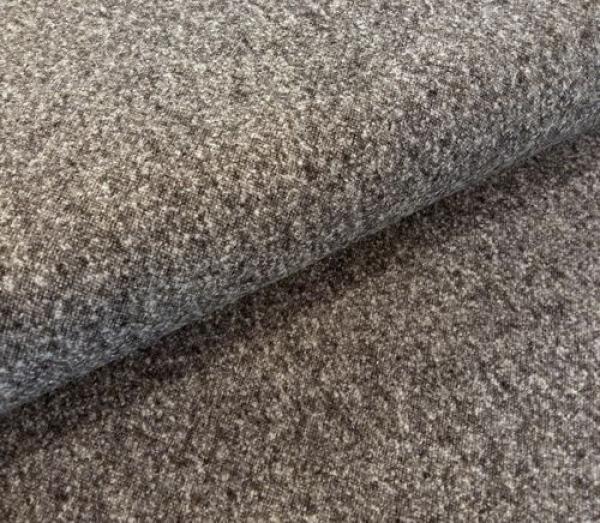 Tweed - Pfeffer & Salz - grau