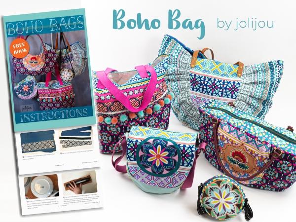 Boho Bag – Jolijou Taschen Panel